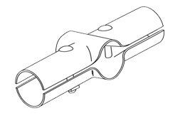 Line Rail Clamps